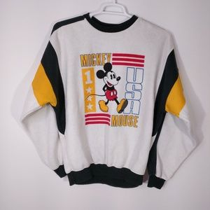 Disney Mickey Vintage USA sweatshirt size XL